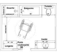 Bathroom Handicap Universal Design Spacing Guidelines Design Accessible Bathrooms For All With This Ada Restroom Adorable Universal Design Header Photo For Bath Disabled Bathroom, Handicap Bathroom, Modern Bathroom Sink, Bathroom Floor Plans, Bathroom Rules, Bathroom Layout, Bathroom Colors, Bathrooms, Bathroom Showers