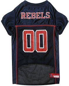 Mississippi Rebels Authentic Jerseys