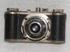 RARE Antique Wirgen 35mm Camera | eBay