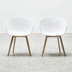 Hay About A Chair, white   Hay About A Chair   Chairs   Furniture   Finnish Design Shop