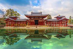 平等院鳳凰堂/アクセスは京都駅から◎御朱印と周辺ランチが待ち遠しい♬世界遺産の見どころ