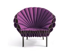 Pleated Chair