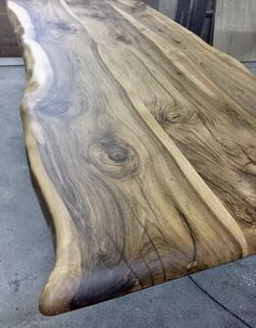 Walnut Table, Kitchen, Home, Cooking, Kitchens, Ad Home, Homes, Cuisine, Haus