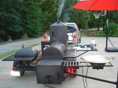 BBQ pit/Smoker projects: post em here