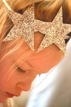 Star crown - easy DIY