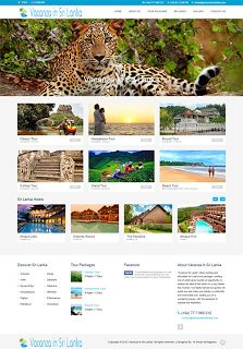 """New Website Launched - Vacanza in Sri Lanka http://ift.tt/1JnqOPl             Sri Lanka is a wonderful tourist destination that has always lured  tourists from all over the world with its rich heritage enticing beaches  diverse wildlife and exquisite landscapes. The country is miraculous owing to  the fact that it presents an abundance of physical diversity in a compact  bundle.     """"Vacanza Sri Lanka"""" offers exciting and affordable Sri  Lanka tour packages availing one of which gives…"""