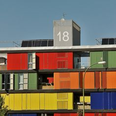 Viviendas P.O. para la EMVS. P. 17 Ensanche Carabanchel ACM Arquitectos. 3237