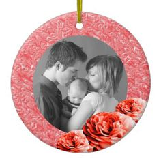 Shop 3 Roses Ceramic Ornament created by modernheirlooms. Wedding Gifts, Wedding Day, Family Holiday, Wedding Supplies, Keepsakes, Christmas Photos, Family Photos, Albums, Stationery