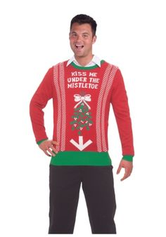there are ugly christmas sweaters and then there are sweaters like this - Funny Ugly Christmas Sweaters