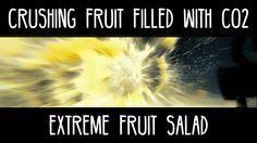 Crushing Fruit filled with Fruit Salad, Crushes, Videos, Youtube, Fruit Salads, Youtubers, Youtube Movies