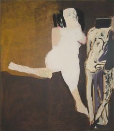Running white (from cycle magic figures), oil on canvas, 150 x 130 cm Figure Painting, Painting & Drawing, Fine Arts College, Dynamic Poses, Thing 1, Art Object, Face And Body, Oil On Canvas, Modern Art