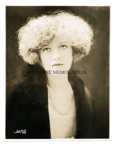 MARION DAVIES ORIGINAL VINTAGE 1920s IRA S. HILL PHOTO HER PERSONAL COLLECTION