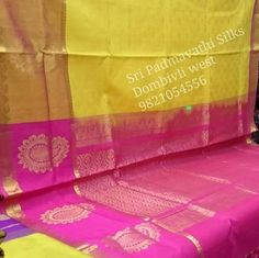 Kancheepuram Pure Silk Bridal Brocade Sarees with variety of borders and motifs for weddings. Book now 91 9821054556  Sri Padmavathi Silks, the only South Indian store in Dombivli, India. Kancheepuram Silk Sarees in Mumbai. Online shopping and international shipping available. Wholesale orders accepted. #kancheepuramsaree #kanjivaramsaree #bride #bridal #weddingday #wedding #fashion #beautiful #love #beautifulbride #marriage #southindianbride #southindianwedding #instabride #instalove…