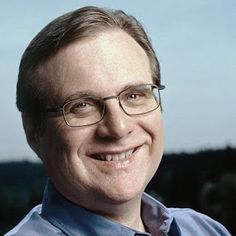 Quotes for the Week: Paul Gardner Allen (1953- ) ~ It's about Tech