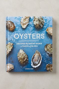Oysters #anthropologie