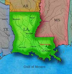 Searching for fun and interesting facts on Louisiana. Here are 20 must know facts about the great state of Louisiana Louisiana Parish Map, Louisiana Facts, Louisiana History, Louisiana Homes, New Orleans Louisiana, Louisiana Creole, Sulphur Louisiana, Battle Of New Orleans, Oui Oui