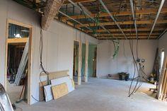 isolation murs et plafond des chambres