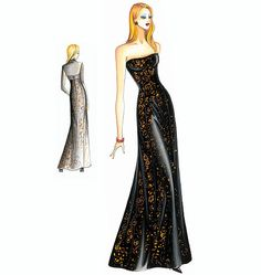 Marfy Gown F2946