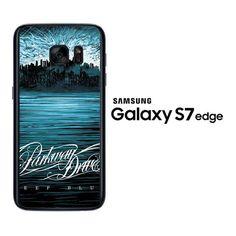Parkway Drive X0529 Samsung Galaxy S7 Edge Case