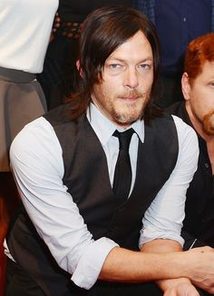 """Norman Reedus Photos: 2nd Annual Paleyfest New York Presents: """"The Walking Dead"""""""