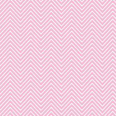 sweet girl - chevron fabric by misstiina on Spoonflower - custom fabric