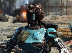 Ada - Your Companion in Fallout 4's Automatron DLC