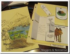 Lewis and Clark lapbook