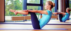 The Best Pilates Workouts for Abs
