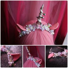 Pony unicorn headband by ~MikiFrancaise on deviantART