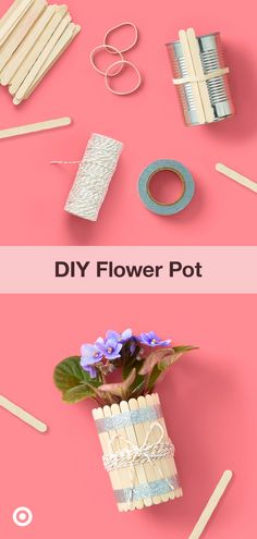 Crafts For Seniors, Mothers Day Crafts For Kids, Crafts For Teens, Projects For Kids, Diy For Kids, Popsicle Stick Crafts, Craft Stick Crafts, Quick Crafts, Popsicle Sticks