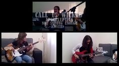 Call Us Wicked - Apocalyptica - Not Strong Enough (cover)