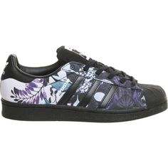 ADIDAS Superstar 1 trainers (405 BRL) ❤ liked on Polyvore featuring shoes,  sneakers