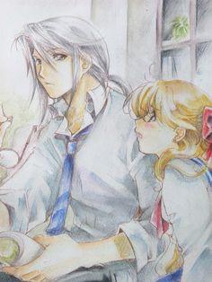 Sailor Moon / Venus and Kunzite