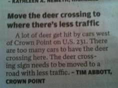 If this works, Tim Abbott should win the Nobel Peace Prize.