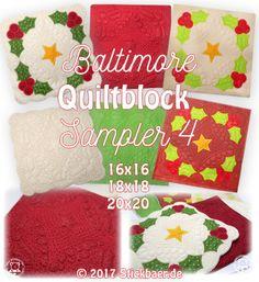Baltimore Quiltblock