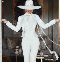 25 ایده جدید و زیبا برای لباس عقد سفید | بزمینه