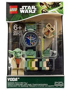 Clic Time CT46043 - Lego Clone Wars Kinderuhr - Yoda - http://on-line-kaufen.de/unbekannt/clic-time-ct46043-lego-clone-wars-kinderuhr-yoda