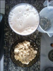 leite de gergelim
