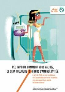 Avec la RATP, validez comme vous voulez !