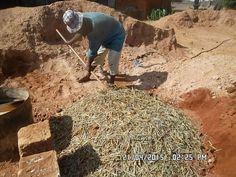 MadaVoute Antsirabe Madagascar: Voûte Nubienne 2, Vault, Boveda Construction, Vaulting, Madagascar, Pisa, Brick, Building