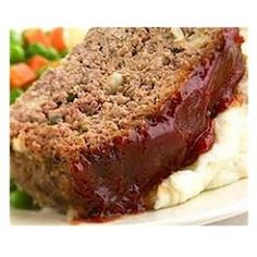 Clay Pot Perfectly Moist Meatloaf