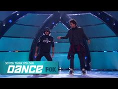 The Les Twins on So you think you can dance