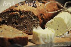 Kartoffel-Apfel-Brot & Limetten-Pfeffer-Butter Butter, Desserts, Pepper, Apple, Bread, Koken, Food Food, Rezepte, Tailgate Desserts