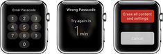 Apple Watch Vulnerable to Theft With No Activation Lock