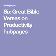Hard work and talent should be enough to guarantee productivity, but that's not always enough. Here are six easy-to-remember quotes from the Bible, certain to provide motivation and sense of purpose. Great Bible Verses, Remember Quotes, Bible Quotes, Productivity, Philosophy, Religion, Motivation, Bible Scripture Quotes, Philosophy Books