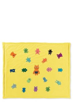 love this Ugly Doll Blanket