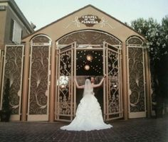 One Of My Favorite Wedding Photos At Chapel The Flowers