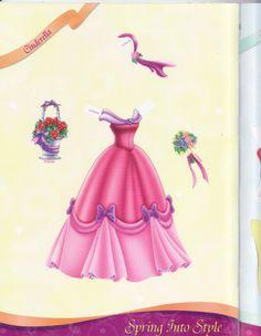 Esencia Disney Vestidos De Las Princesas Pinturas La