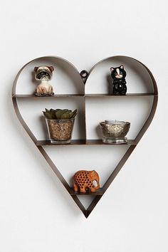 Lovely Curio Shelf