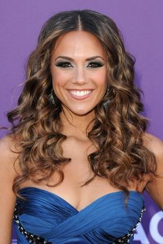 Jana Kramer Photos - Jana Kramer arrives at the Annual Academy Of Country Music Awards held at the MGM Grand Garden Arena on April 2012 in Las Vegas, Nevada. - Annual Academy Of Country Music Awards - Arrivals Jana Kramer, Dream Hair, Celebs, Celebrities, Woman Crush, Beautiful Actresses, Hair Looks, Girl Crushes, Country Music